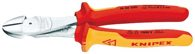 KNIPEX (74 06 180) Kraft-Seitenschneider 180 mm