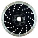wolfcraft 1 Diamant-Trennscheibe Ø 115 x 22,2 mm