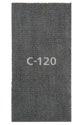 wolfcraft 5 Haft-Gitterleinen Silizium-Karbid Korn 80,120,220 115 x 230 mm