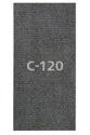 wolfcraft 5 Haft-Gitterleinen Silizium-Karbid Korn 80,120,220 93 x 190 mm