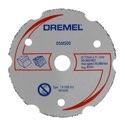 DREMEL DSM20 Mehrzweck-Karbidtrennscheibe (DSM500) - 2615S500JA