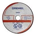 DREMEL DSM20 Metall- und Kunststofftrennscheibe (DSM510) - 2615S510JA