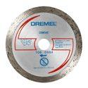 DREMEL DSM20 Diamant-Fliesentrennscheibe (DSM540) - 2615S540JA