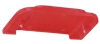 GfS Oberplatte m.Sollbruchstelle Typ K/E rot zu Fluchttürhaube Typ K u.E - 901292