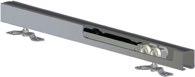 Geze Schiebetürsystem Perlan 140 Softstop Ev 1 Softstop 1-S.575-900mm - 128876