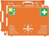 Söhngen Erste Hilfe Koffer Europa Ii B400Xh300Xt150Ca.mm Orange - 3001357