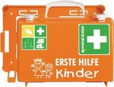 Söhngen Erste Hilfe Koffer Kindergarten Quick Cd B260Xh170Xt110Ca.mm Orange - 350101