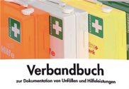 Söhngen Verbandbuch Din A5 Dok. V. Betriebsunfällen Aufbewahrungspflicht 5 Jahre - 8001008