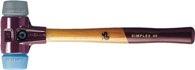 Halder Schonhammer SIMPLEX Gesamt-L.300mm Kopf-D.30mm mittelh.HO - 3013030