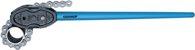 Gedore Kettenrohrzange 122003 1/4-3 Blau Einbrennlackiert Vergütungsstahl - 4535440