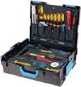 Gedore Werkzeugsortiment 36 teilig Sortiment Elektriker in L-Boxx - 2658208
