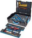 Gedore Werkzeugsortiment 44 teilig Sortiment Sanitär in L-Boxx - 2658216