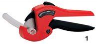 Rothenberger Kunststoffschere 0-26mm Rocut Tc 26 - 52005