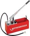 Rothenberger Prüfpumpe Rp 50 S 0-60Bar 45Ml/Hub - 60200
