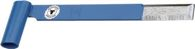 Gedore Stichaxt CV.Ges.-L.450mm 3-schneidig B.45mm OCHSENKOPF blau lackiert - 1592874