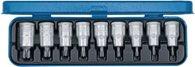 Gedore Schraubendrehersatz 1/2Zoll 9Tlg. T20-T60 F.Tx-Schrauben - 6158970