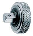 Gedore Handknarre 1/4 Zoll ohne Griff 20 Zähne H. 20 mm mit Durchsteckvier KT - 6069870