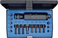 Gedore Schraubenlösersatz 1/2 Zoll 4 KT 18 tlg. Schlitz/PH/TX/6KT Rechts-/Linksgang - 6654600