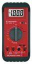 Benning Multimeter 0,1 mV-600 V DC 0,1 mV-600 V AC m.Batterien/Messleitungen/Tasche MM 3 - MM III  044029