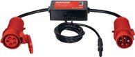 Benning Messadapter 16 A Cee 5-Polig Aktiv F.3Phasige Verbraucher Rpe/Ipe - 44140