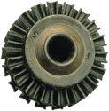 Sievert Ersatzrollen D.36mm B.12mm Stahlscheiben - 700992