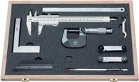 Helios-Preisser Messzeugsatz 8tlg. H.PREISSER - 212520