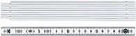 BMI  Gliedermaßstab 1M Weiß Kunststoff  - 941104100