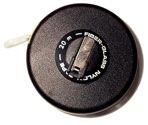 BMI Rollbandmaß L.20m Nylon-Fiber - 572052020A