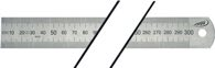 Helios-Preisser Stahlmaßstab L.1000mm STA biegsam Teilung A =mm/mm H.PREISSER - 460209