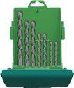 Heller Beton & Steinbohrersatz Power 3000 7tlg.4/5/2x6/8/10/12mm - 16884
