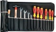 Parat Werkzeugrolltasche 12Fächer B.540Xh.330mm - 5533-060