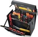 Parat WerkzeugtascheB.460xT.210xH.340mm33l Rindleder HDPEAlu-verstärkter Taschenk. - 5471-031