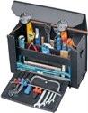 Parat Werkzeugtascheb.415Xt.165Xh.275mmaus Rindleder Schwarz4 Separat. Cp-7 System - 14000581