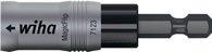 Wiha Bit-Halter MagicFlip Force 1/4Zoll 6KT Ges.-L.62mm m.Ringmagnet VA/GFK - 36800