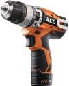 AEG Akkuschlagbohrschrauber BSB 12 C2/2.0 Ah 12V 2,0Ah 1,5-10mm 0-22500min-1 32Nm - 4935443964