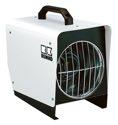 Remko Elektroheizer Typ TX 2500 Gewicht 6kg Luftleistung 250 m³/h LxBxH 300x200x315mm - 1614100