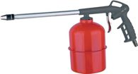 Aerotec Druckluft-Sprühpistole Leichtmetall/1l /Behälter aus Stahl - 2010102