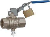 Riegler Sicherheitskugelhahn Rp 1, DN 25 - 103153