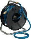 Riegler Druckluft-Schlauchtommel Innen-D.6mm Außen-D.12mm L.20m - 113975