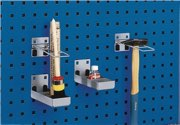 Bott Kombihalter B50Xt150mm F.Lochplatten 2-Tlg. - 14022011