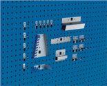 Bott Werkzeughaltersortiment 20-Tlg.Verz.F.Lochplatten - 14031412