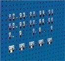 Bott Werkzeughaltersortiment 30-Tlg.Verz.F.Lochplatten - 14031413