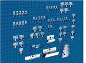 Bott Werkzeughaltersortiment 60-Tlg.Verz.F.Lochplatten - 14031415