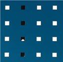 Bott Lochplatte B457Xl495mm Enzianblau - 1402511511