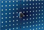 Bott Magnethalter D.40mm Verz.F.Lochplatten 2St./Btl. - 14022035
