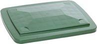 Craemer Deckel L790Xb605mm Grün Hd-Polyethylen F.Transportbehälter 210L - 80283520