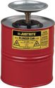 Asecos Sparanfeuchter 4,0l Stahlbl.D.185xH267mm - 33532