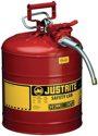 Asecos Sicherheitsverteilerbehälter 19,0l Stahlbl.D.298xH445mm - 33521