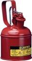 Asecos Sicherheitsbehälter 1,0l Stahlbl.D.117xH210mm - 33512