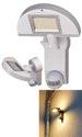 Brennenstuhl Sensor LED-Leuchte Premium City LH 562405 PIR IP44 anthrazit, mit Infrarot-Bewegungsmelder (EEK: A)